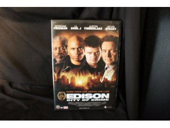 Edison City of crime - DVD