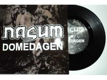 NASUM Domedagen REGURGITATE,GENERAL SURGERY,NAPALM DEATH,CARCASS,BRUTAL TRUTH