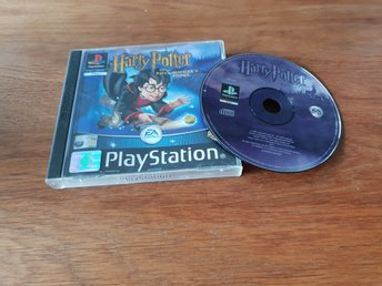 HARRY POTTER AND THE PHILOSOPHERS STONE PS1 BEG