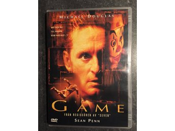 The Game - Michael Douglas / Sean Penn