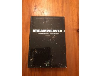 Dreamweaver 3 med Fireworks 3 och Flash 4
