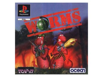 Worms - Playstation