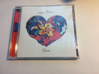 JASON MRAZ Know. CD 2018 Import Meghan Trainor