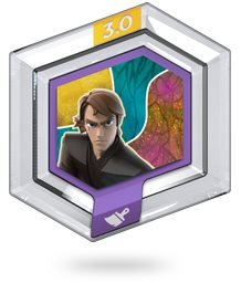 SKIES OF FELUCIA Power Disc Star Wars - Disney Infinity 3.0