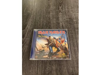 Iron Maiden - The Trooper - CD Single