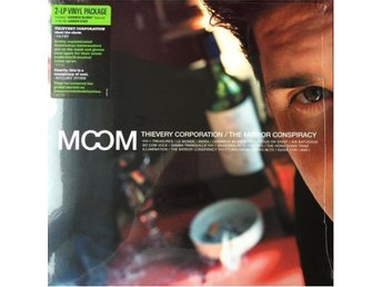 THIEVERY CORPORATION - THE MIRROR CONSPIRACY GATEFOLD 2-LP NY MINT