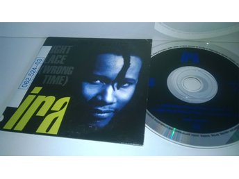 Ira - Right place (Wrong time), single CD