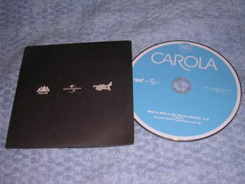 Carola Walk a mile in My Shoes (CD-singel) promo NM