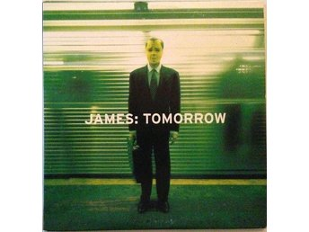 James – Tomorrow 4 track cd single