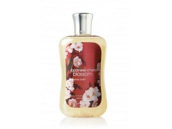Bath & Body Works Bubble Bath Japanese Cherry Blossom - Gbg - Bath & Body Works Bubble Bath Japanese Cherry Blossom - Gbg