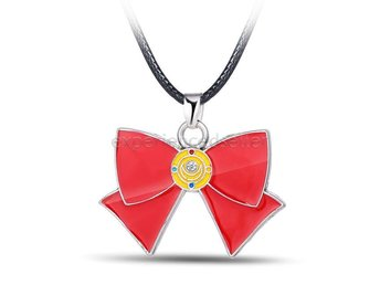 SAILOR MOON HALSBAND - Rosett Cosplay Smycke Anime Manga