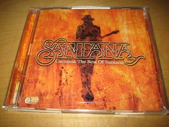 SANTANA - CARNEVAL.THE BEST OF SANTANA.  DUBBEL-CD!!