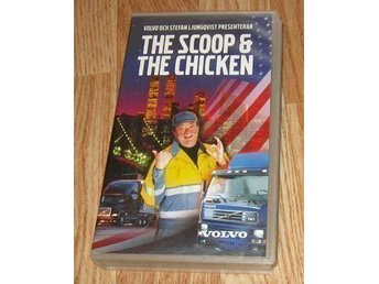 The Scoop & The Chicken - Volvo och Stefan Ljungqvist (Lastvagnar AB)  VHS