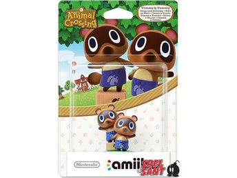 Nintendo amiibo Animal Crossing Collection (Timmy & Tommy)