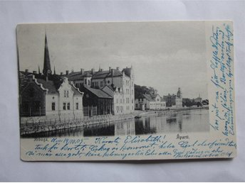 Arboga - Åparti ~1905 - Segeltorp - Arboga - Åparti ~1905 - Segeltorp