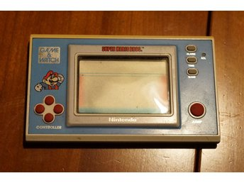 Game & Watch Super Mario