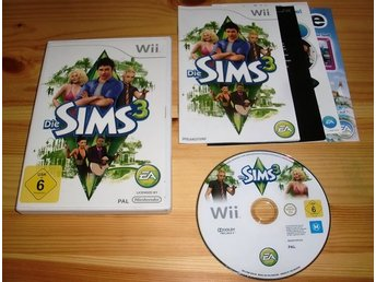 Wii: Sims 3