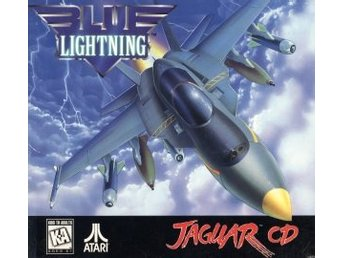 Atari Jaguar - Blue Lightning (Beg)