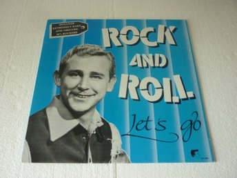 ROCK AND ROLL LET´S GO NL.WHITE LABEL WLP 8922 LP