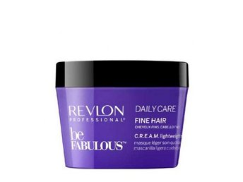 Revlon Be Fabulous Fine Hair Cream Light Mask 200ml
