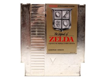 The Legend of Zelda - Nintendo NES - PAL (EU)