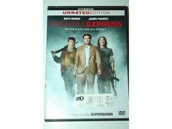 Pineapple Express - Unrated Edition (DVD)