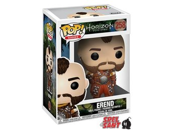 Pop! Horizon Zero Dawn Erend Vinyl Figure