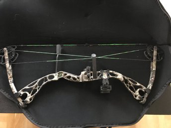 Compound bow (pilbåge)