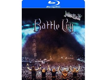 Judas Priest: Battle cry/Live 2015 (Blu-ray)