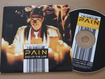 Pain - End of the line CD Single 1999