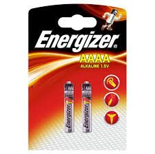 AAAA-A Energizer 1.5 V 2-pack