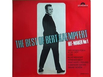 Bert Kaempfert - Hit-Maker No 1 vinyl LP