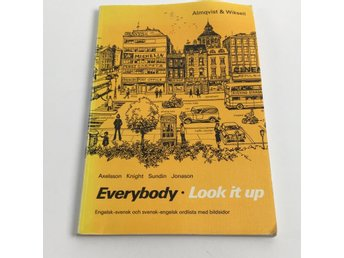 "Bok, ""Everybody - Look it up"""