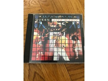 Queen Live Magic CD