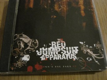 THE RED JUMPSUIT APPARATUS - DON´T YOU FAKE IT, CD