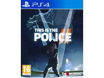 This is the Police 2 PS4 (PS4)