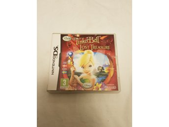 Tinker Bell And The Lost Treasure - Nintendo DS (Komplett)