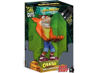 Cable Guy Crash Bandicoot Phone & Controller Holder