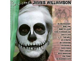 Williamson James: Re-licked (Vinyl LP + CD + DVD)