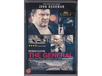 The General - John Boorman - Brendan Gleeson - Adrian Dunbar - Svensk text!