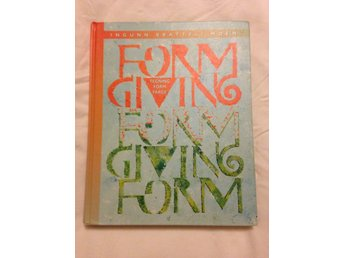 "Bok ""FORM GIVING"""