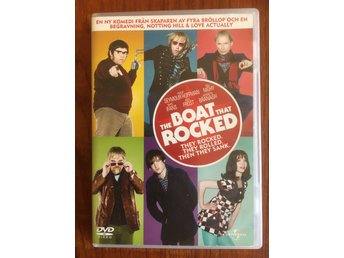 The boat that rocked DVD