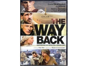 The way back - Gustaf Skarsgård/Colin Farrell - Exhyr