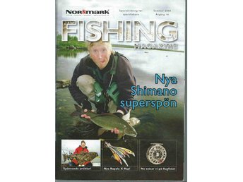 FISHING MAGAZINE SOMMAR 2006 - SUPERSPÖN...