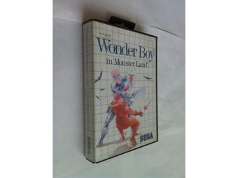 Master System: Wonderboy in Moster Land