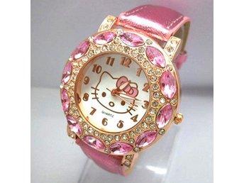 Klocka armbandsur med Hello Kitty - Rosa - Hong Kong - Klocka armbandsur med Hello Kitty - Rosa - Hong Kong
