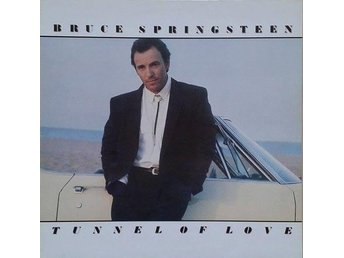 Bruce Springsteen titel* Tunnel Of Love - Hägersten - Bruce Springsteen titel* Tunnel Of Love - Hägersten
