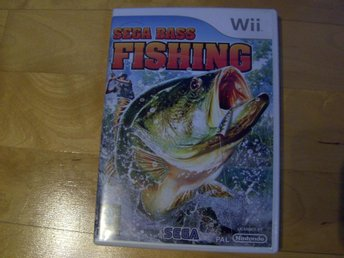*** Wii Sega Bass Fishing. ***
