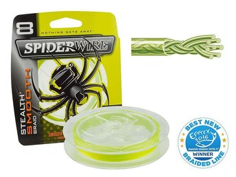 Spiderwire Stealth Smooth 8 Yellow 300m - 0,12mm 10,7kg 1422211 - Bielsko-biala - Spiderwire Stealth Smooth 8 Yellow 300m - 0,12mm 10,7kg 1422211 - Bielsko-biala