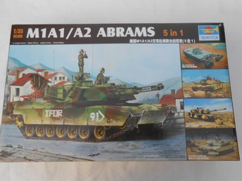 TRUMPETER M1A/A2 ABRAMS 5 in 1